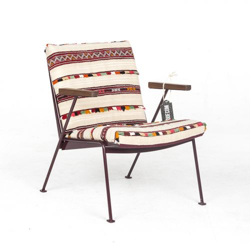 Canoof Ahrend Oase fauteuil armleuningen