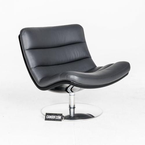 Artifort outlet ochtend schoonmaakwerk - Lederen fauteuil huis van de wereld ...