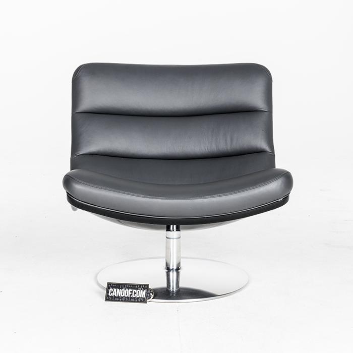 Artifort f978 fauteuil - Lederen bekleding ...