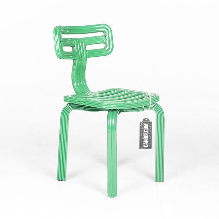 Dirk vander Kooij Chubby Chair groen