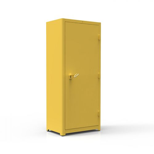 lensvelt Job Cabinet geel