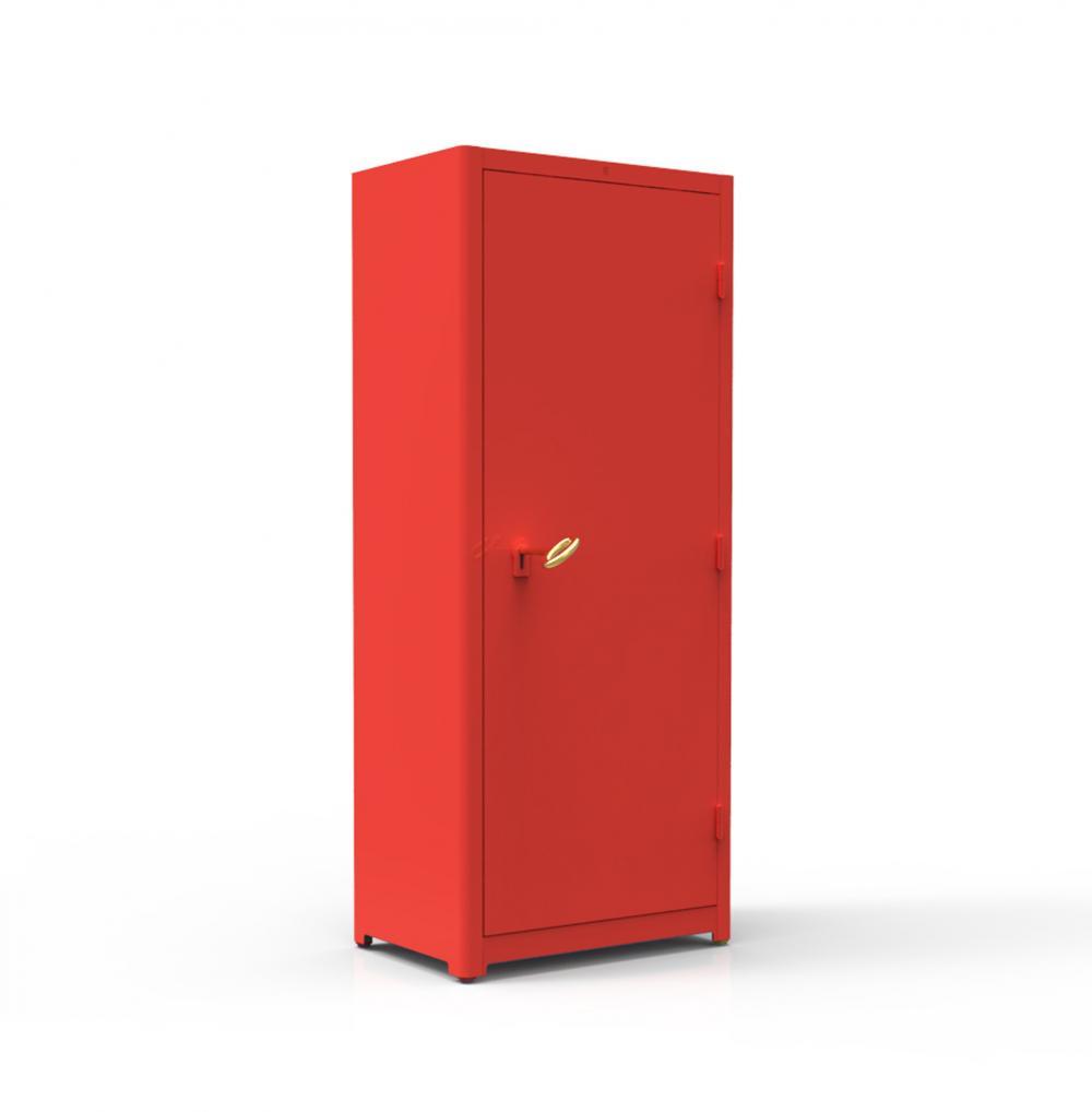 lensvelt Job Cabinet rood