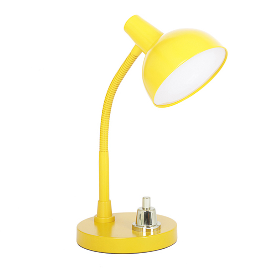 lensvelt studio job lamp geel