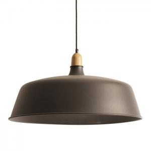 Vroonland Wedge Lamp Large zwart