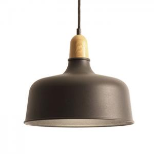 Vroonland Wedge Lamp Medium zwart