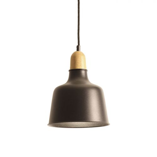 Vroonland Wedge Lamp Small zwart