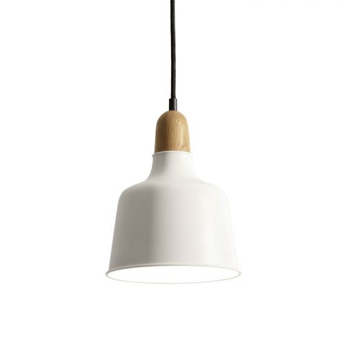 vroonland wedge lamp small wit