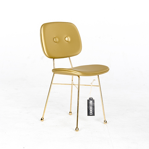 moooi golden chair mat