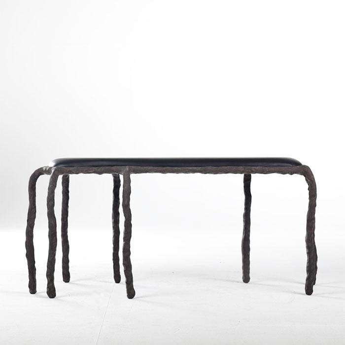 Fantastic Maarten Baas Plain Clay Bench Bralicious Painted Fabric Chair Ideas Braliciousco