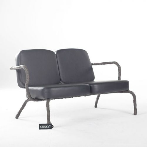 Maarten Baas Plain Clay Double Lounger