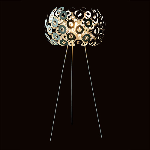 moooi dandelion vloerlamp