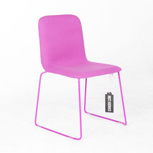 Lensvelt Than Chair fuchsia
