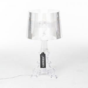 Kartell Bourgie Lamp transparant