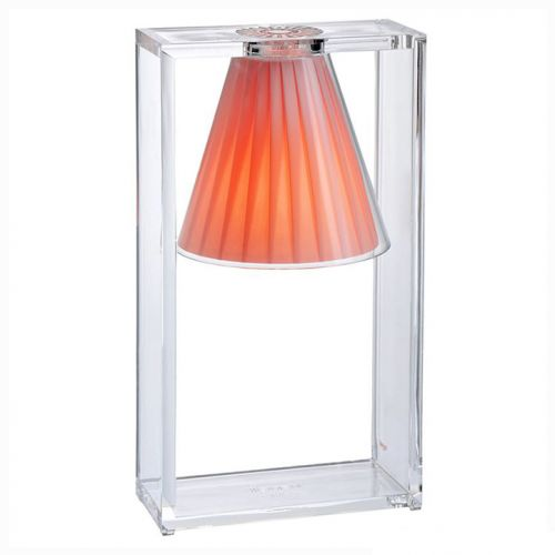 Kartell light-air roze