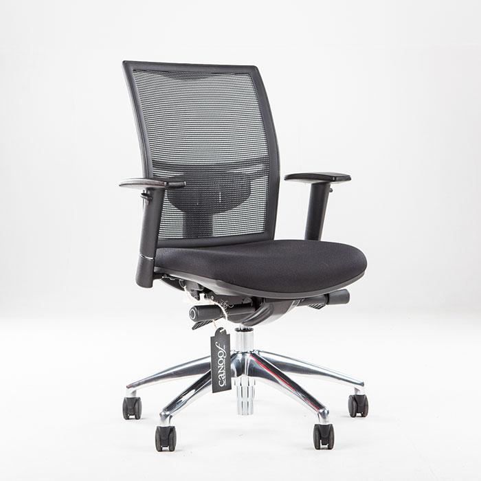 Lensvelt ergonomische bureaustoel netweave for Bureau stoel