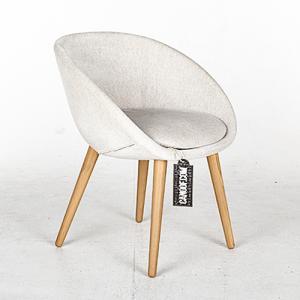 moooi love chair beige
