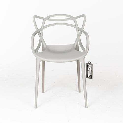 kartell master chair grijs