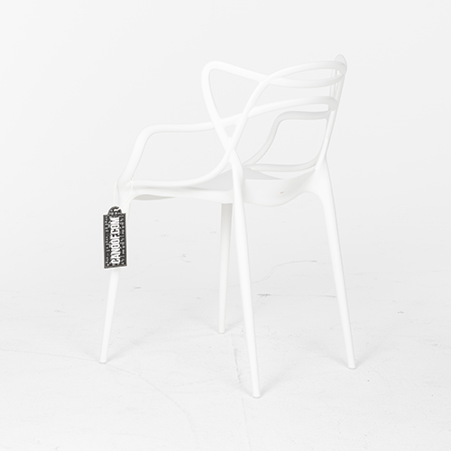 kartell master chair wit