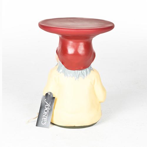 kartell gnomes napoleon gekleurd