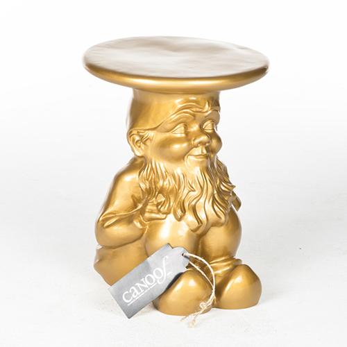 Kartell gnomes napoleon goud