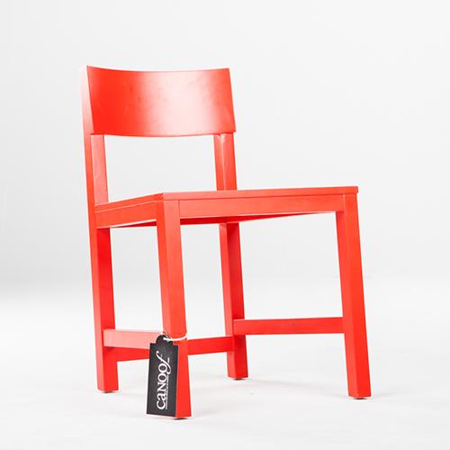 moooi avl shaker chair rood