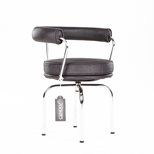 cassina lc7 outdoor zwart