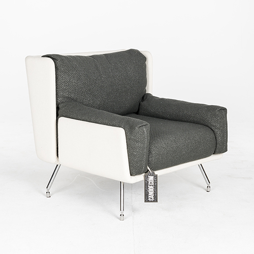 Knoll A&A fauteuil met lage rug