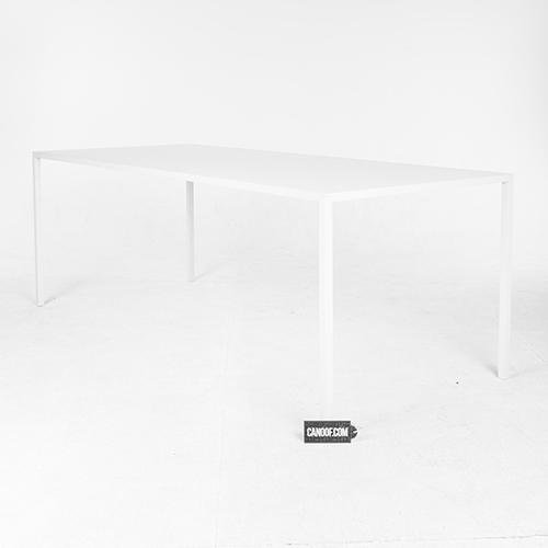 arco slim tafel grijs