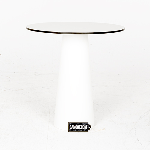 Moooi Container Table Wit rond