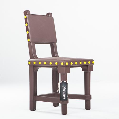 Moooi Gothic Chair Bruin
