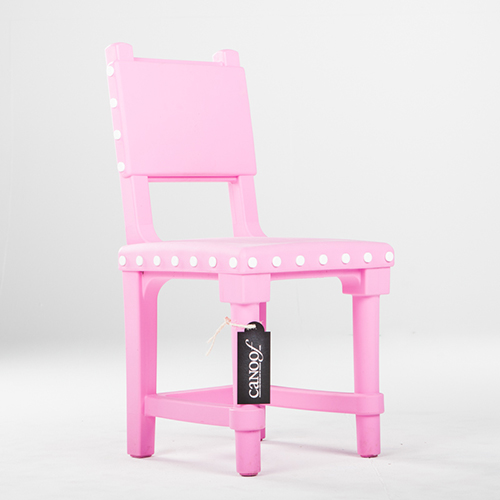 Moooi Gothic Chair Roze