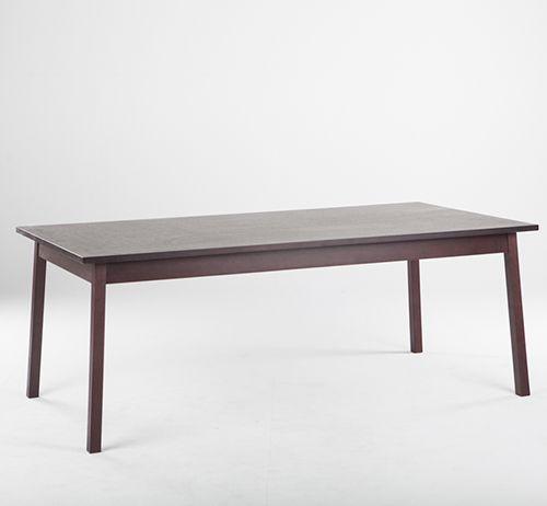 Moooi AVL Shaker Table groot bruin