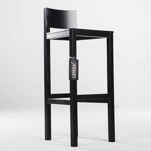 Moooi AvL Bar Stool Zwart