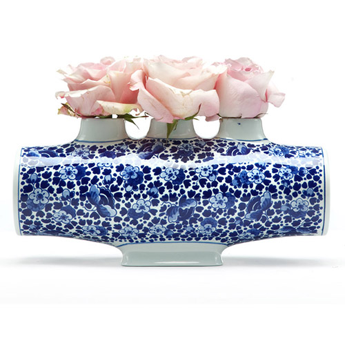 Moooi Delft Blue Vase 4