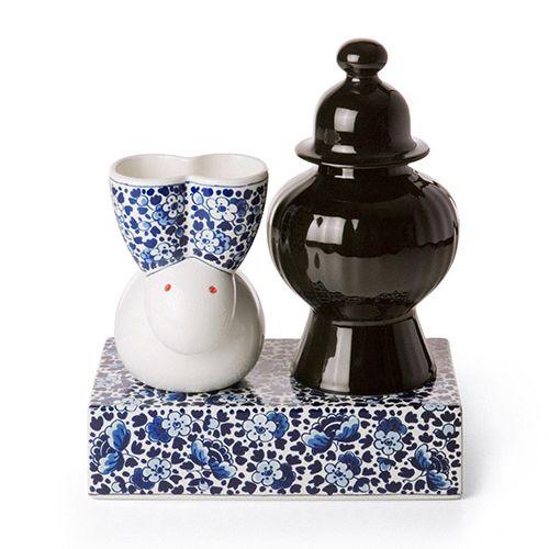 Moooi Delft Blue Vase 9