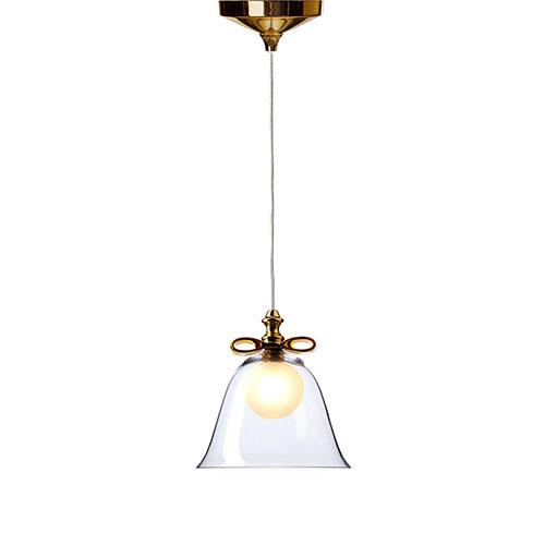 Moooi Bell Lamp gold