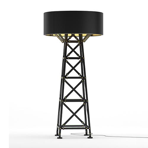 Moooi Construction Lamp S Zwart