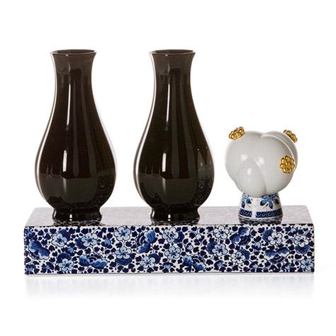 Moooi Delft Blue Vase 10