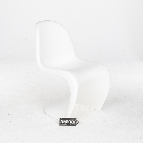 Vitra Verner Panton Chair wit