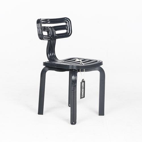 Dirk vander Kooij Chubby Chair zwart