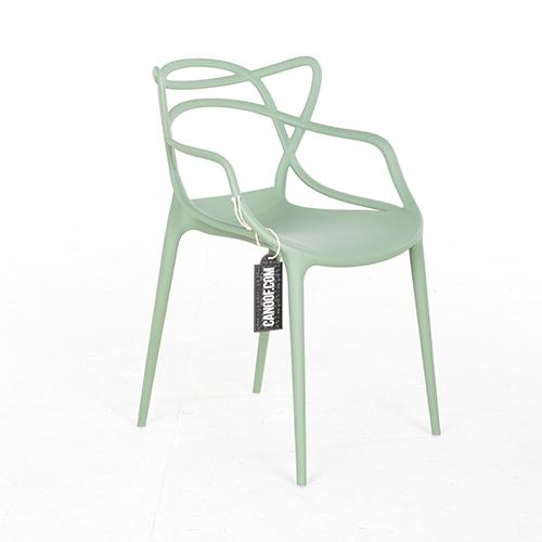 Kartell Masters Chair groen