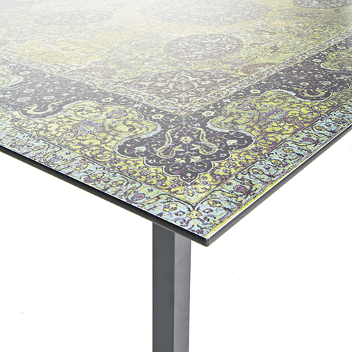 Lensvelt Tapijt Tafel 140 x 200cm