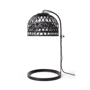 Moooi Emperor Table Lamp zwart