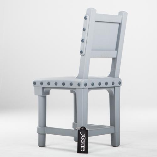 Moooi Gothic Chair grijs