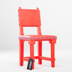 Moooi Gothic Chair rood