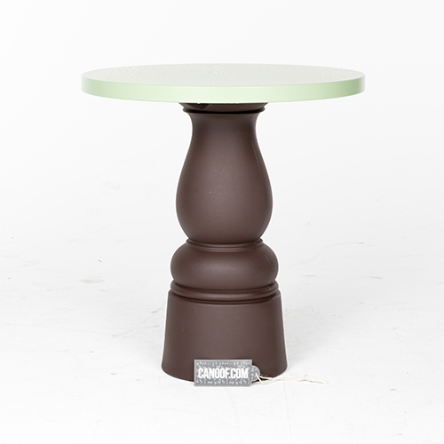 Moooi New Antiques Table wood groen