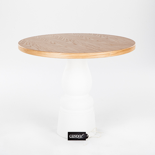 Moooi New Antiques Table wood naturel