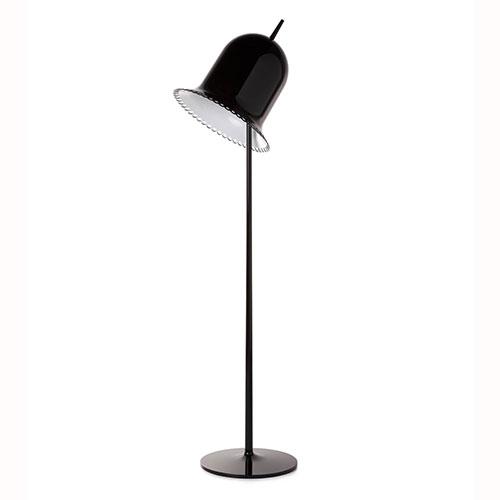 moooi lolita floor lamp zwart