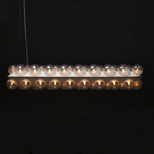 moooi prop light double