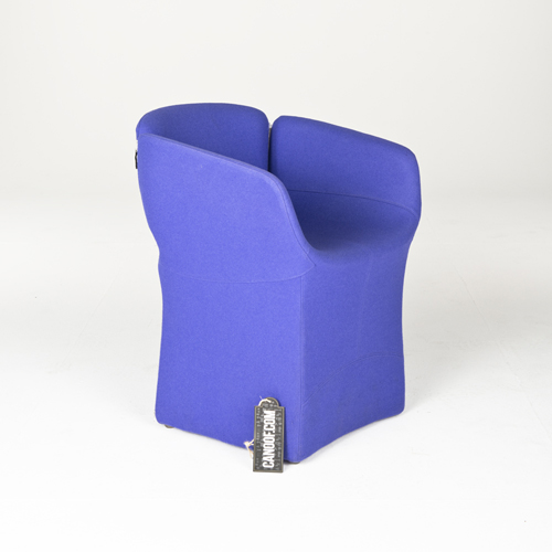 Moroso Bloomy Small Armchair paars